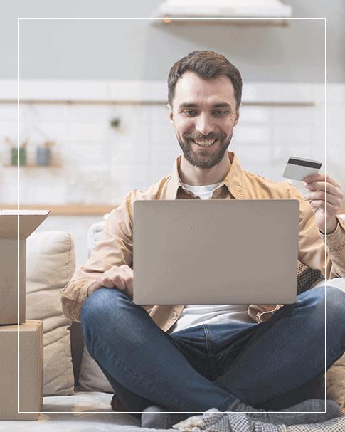 diseño de tienda en línea online e commerce electronico