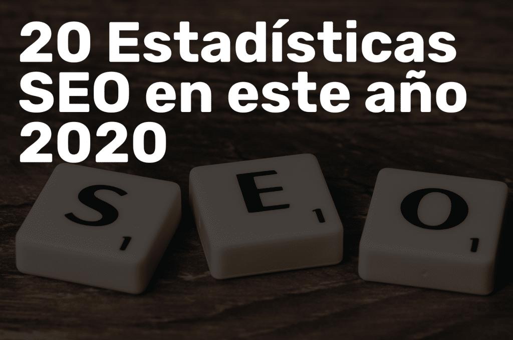 20 estrategías seo 2020 año posicionamiento web