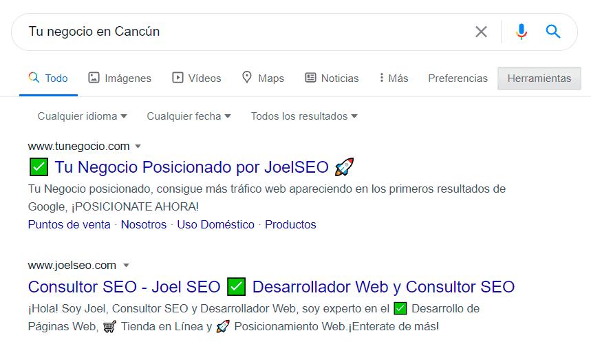joelseo joel molina aumenta tus ventas con posicionamiento web seo en cancun